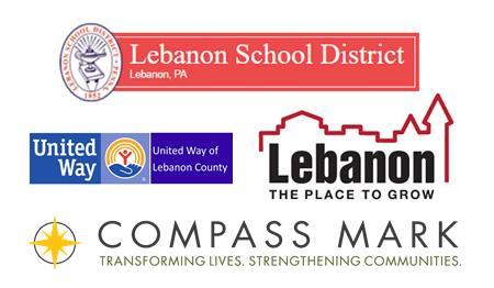 Lebanon County Hurricane Assistance Compass Mark
