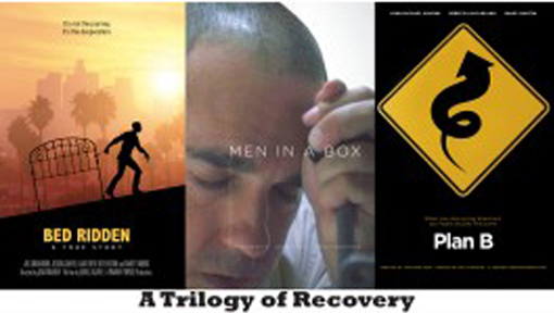 trilogy of recovery film posters