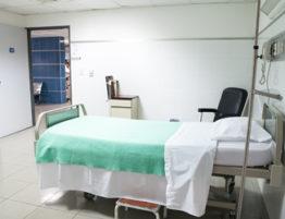hospital room liver disease
