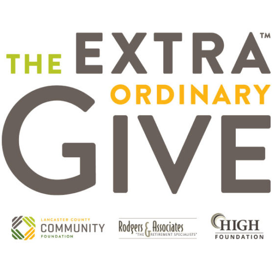 Logo for the Extraordinary Give 2018