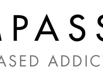 "Compass Mark's logo with the tagline ""Science-Based Addiction Prevention"""
