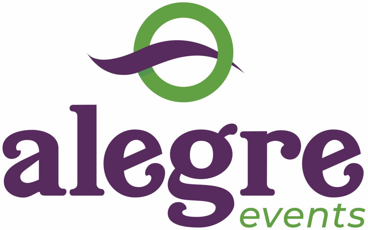 Logo for Alegre Events