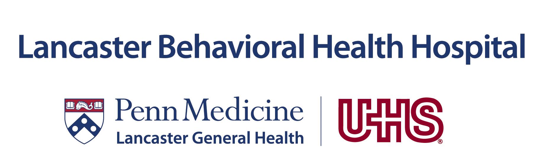 Logo for Lancaster Behavioral Heatlh Hospital